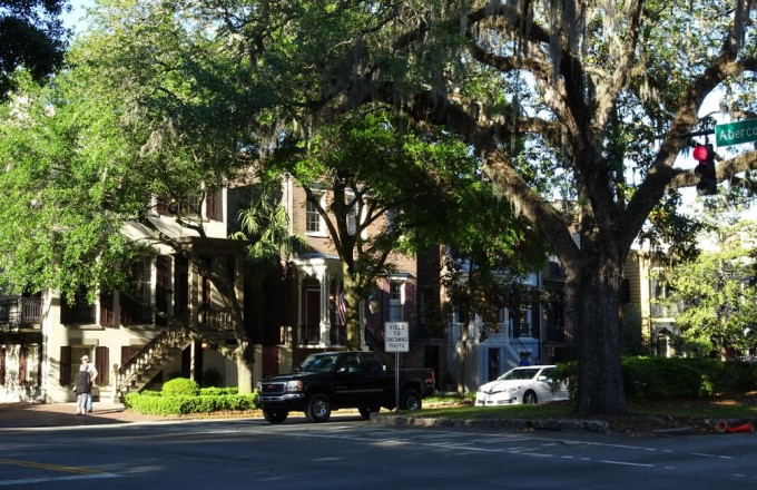 Savannah, USA: Ein Südstaatentraum in Grün